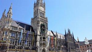 Rathaus de Munique