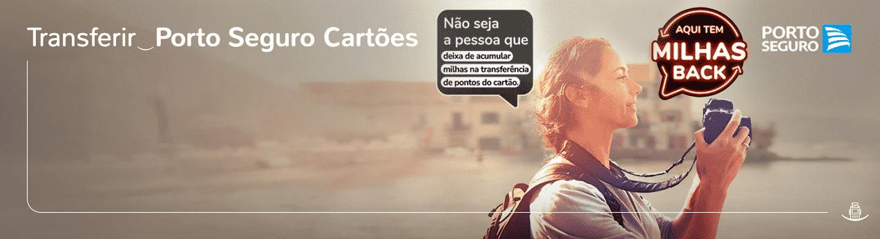 Transferências entre Smiles e Porto Seguro com até 90% de bônus