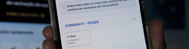 Certificado de vacinação no Brasil