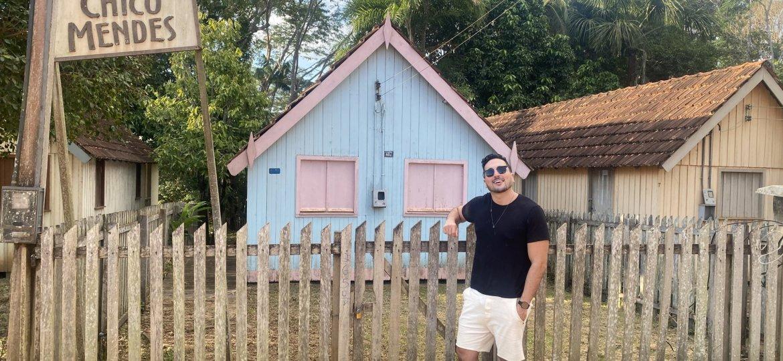 Estevam no Acre - Chico Mendes
