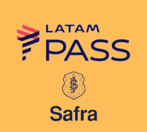 LATAM Pass e Safra
