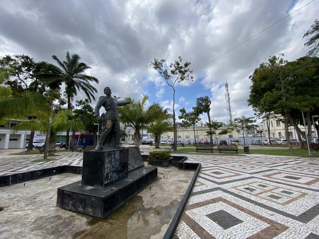 Estevam em Rio Branco - Acre