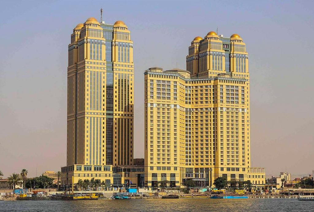 HOTEL FAIRMONT NILE CITY - CAIRO