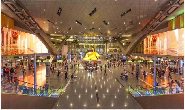 Aeroporto Internacional de Doha