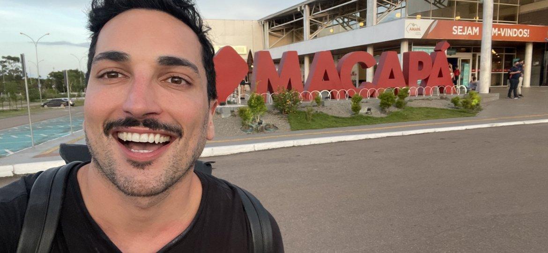 Estevam em Macapá