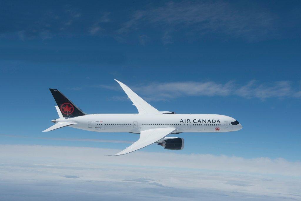 Air Canada voos São Paulo e Toronto