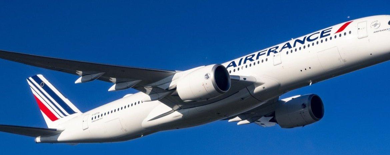 Air France retoma Fortaleza para Paris