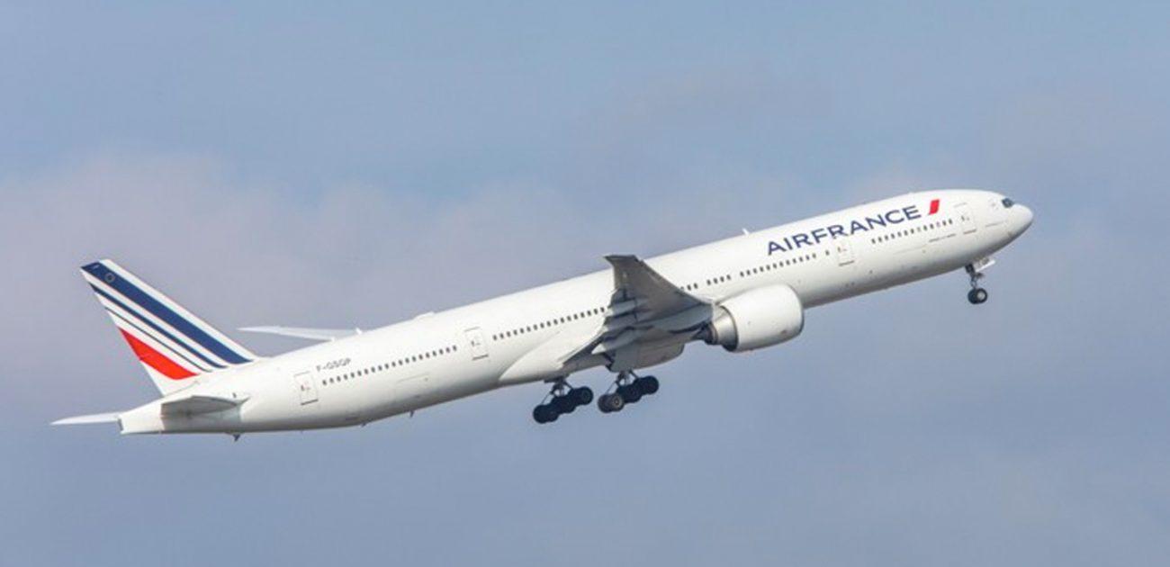 Air France retoma voos de Fortaleza para Paris em outubro