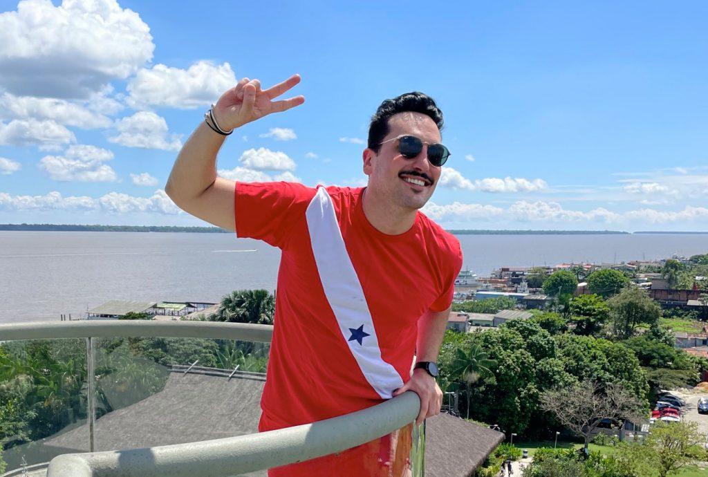 Lucas Estevam em Belém do Pará