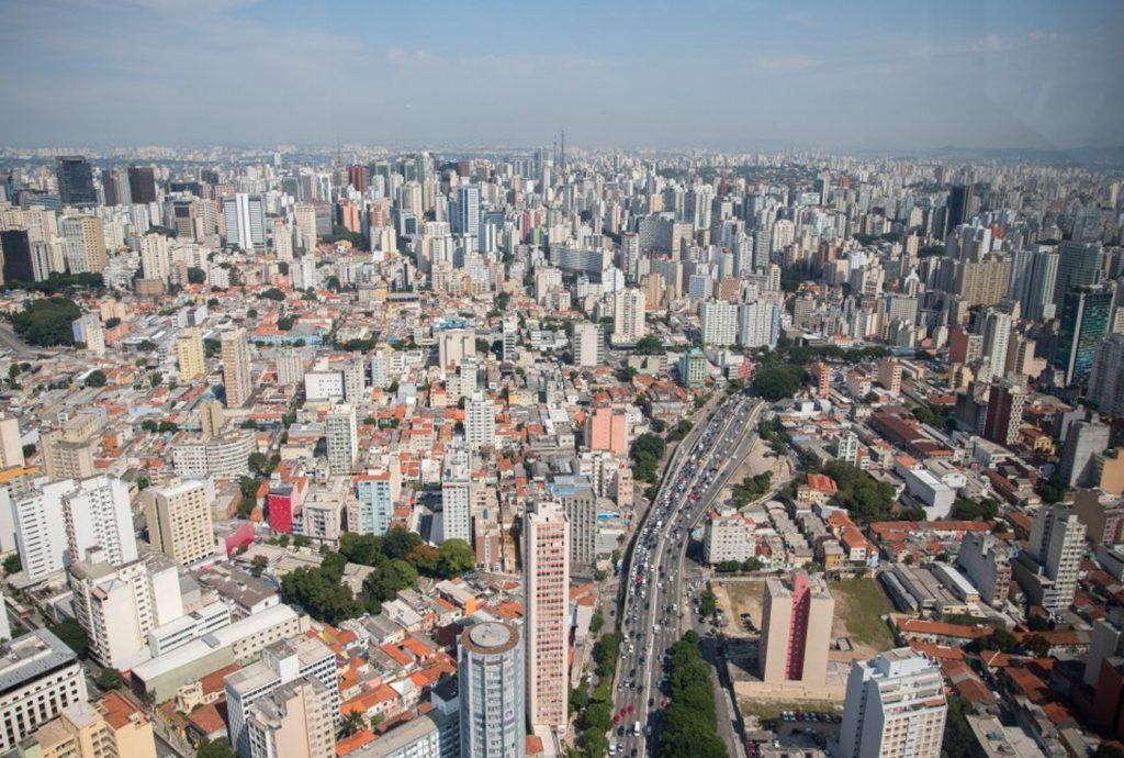 São Paulo - Estevam pelo Mundo