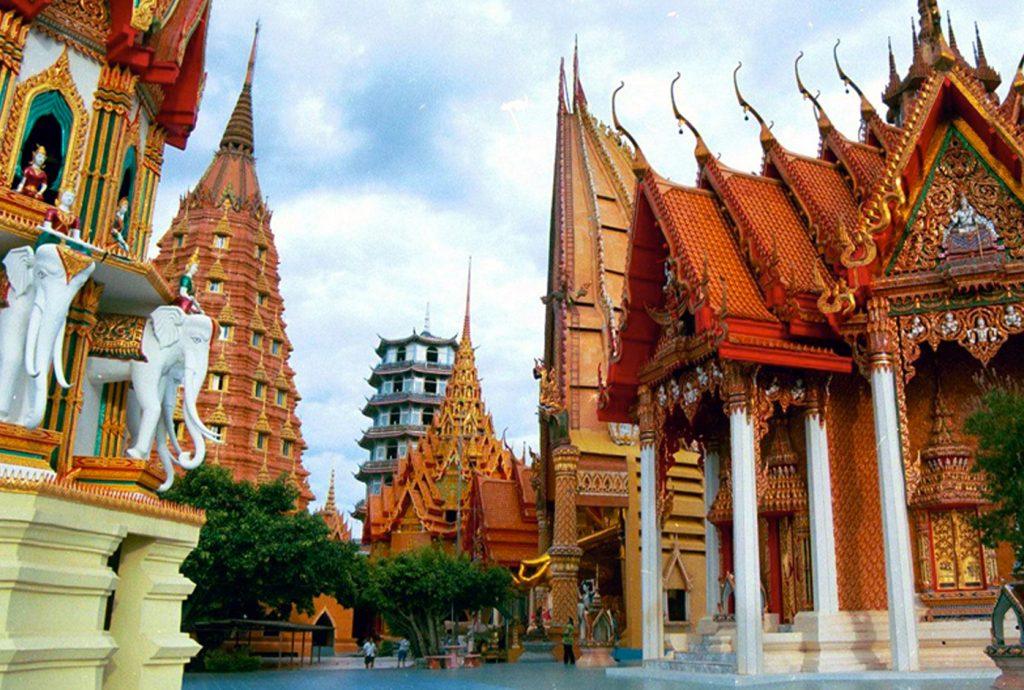 Reabertura da Tailândia