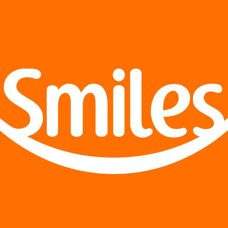 SMILES: ATÉ 300% DE BÔNUS EM REATIVAÇÕES